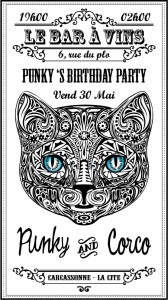 punky's birthday 2014