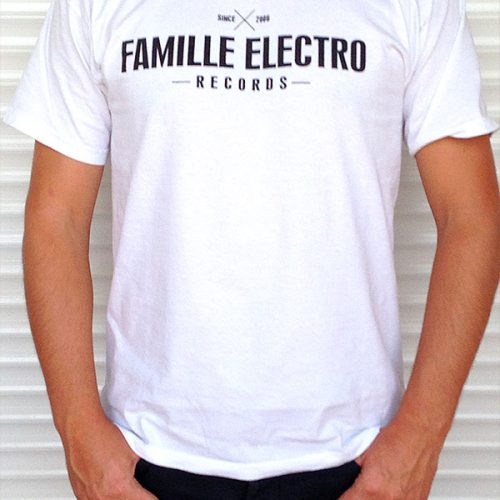 tshirt2017 famille electro records