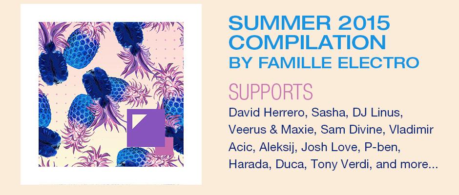 SUMMER 2015 COMPILATION