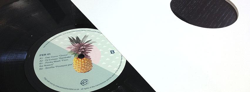 FER01 300 copies Vinyl only