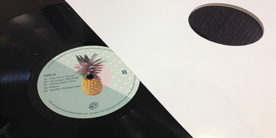 FER01 300 copies Vinyl only