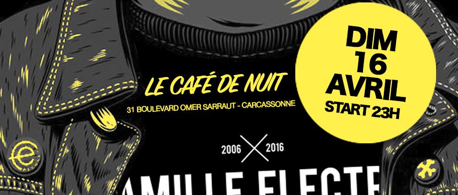 Café de Nuit Party